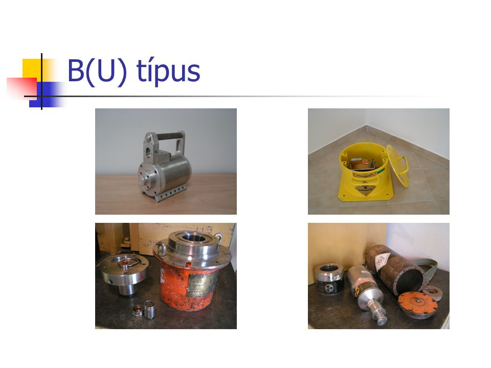 B(U) típus