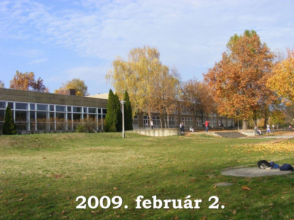 Vége 2009. február 2.