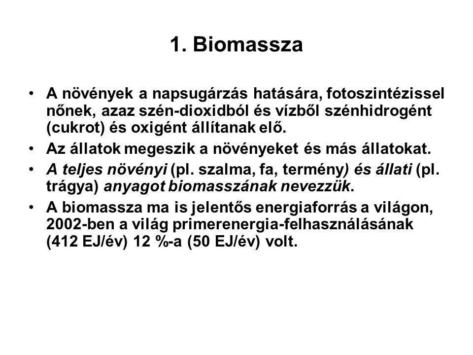 1. Biomassza
