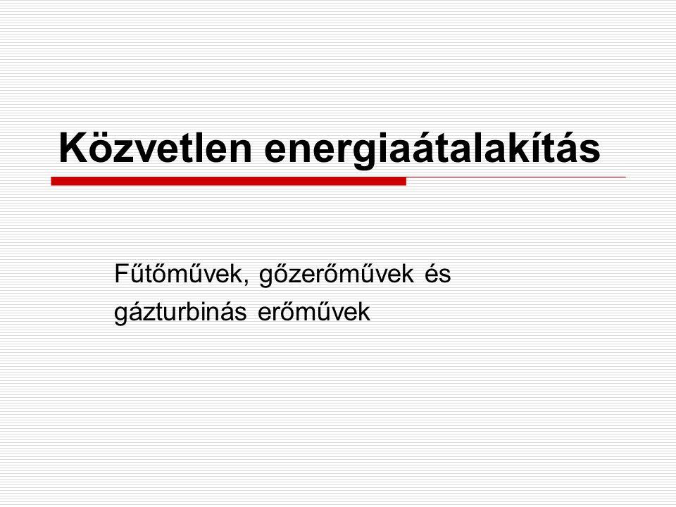 Közvetlen energiaátalakítás