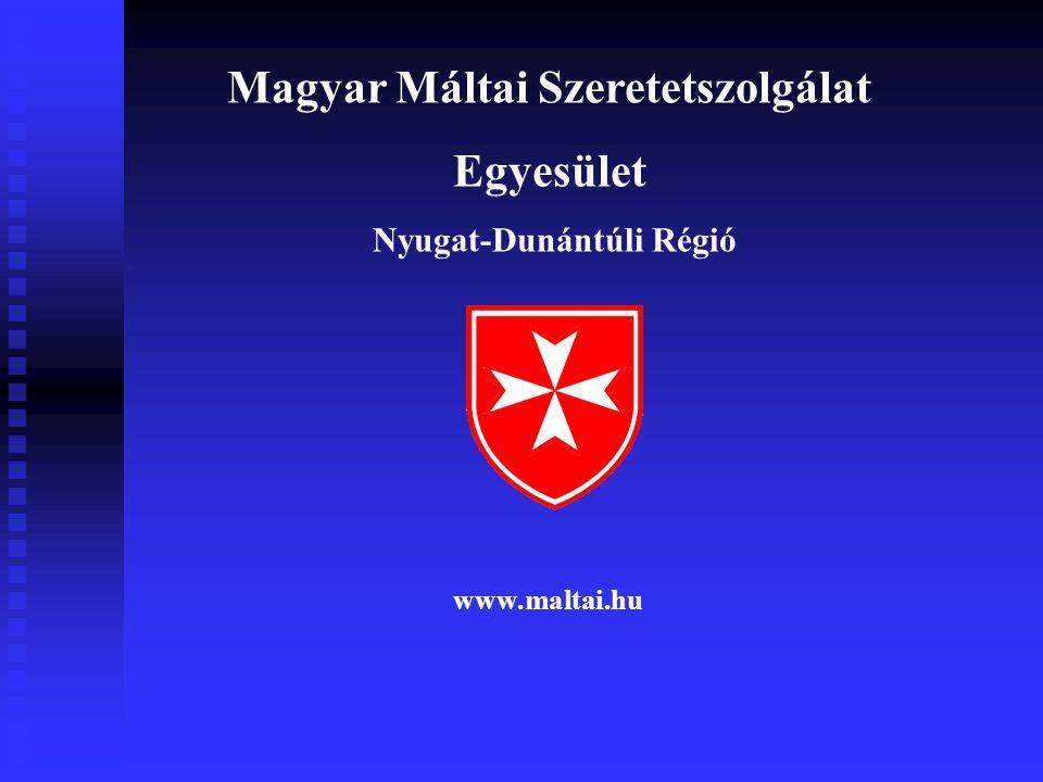 Magyar Máltai Szeretetszolgálat Nyugat-Dunántúli Régió