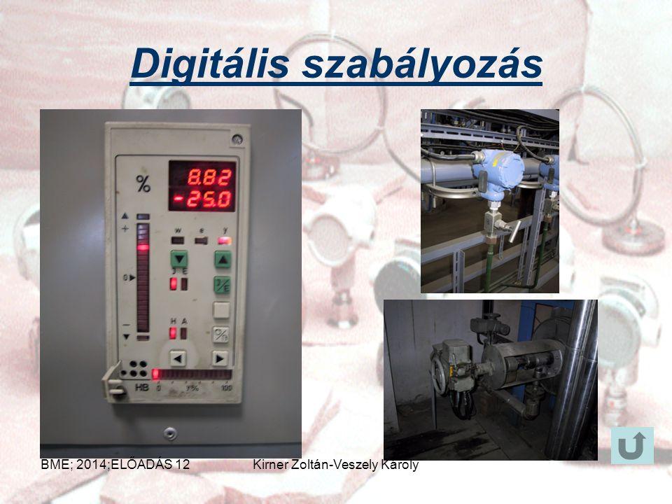 Digitális szabályozás