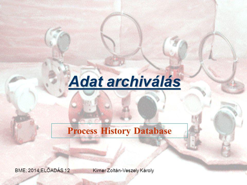 Process History Database