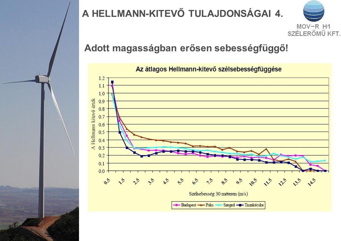 A HELLMANN-KITEVŐ TULAJDONSÁGAI 4.