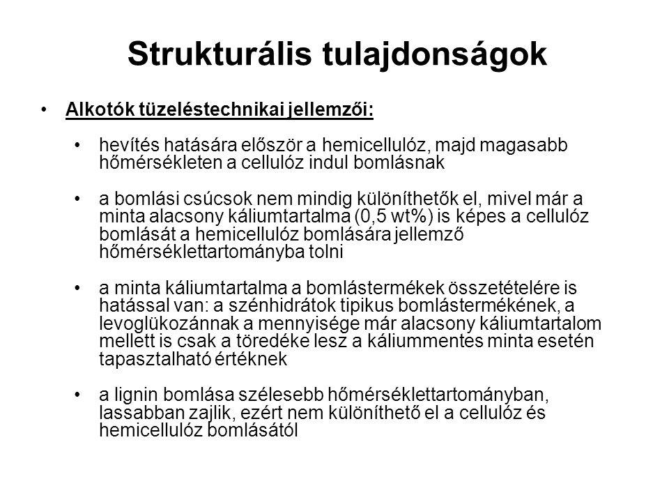 Strukturális tulajdonságok