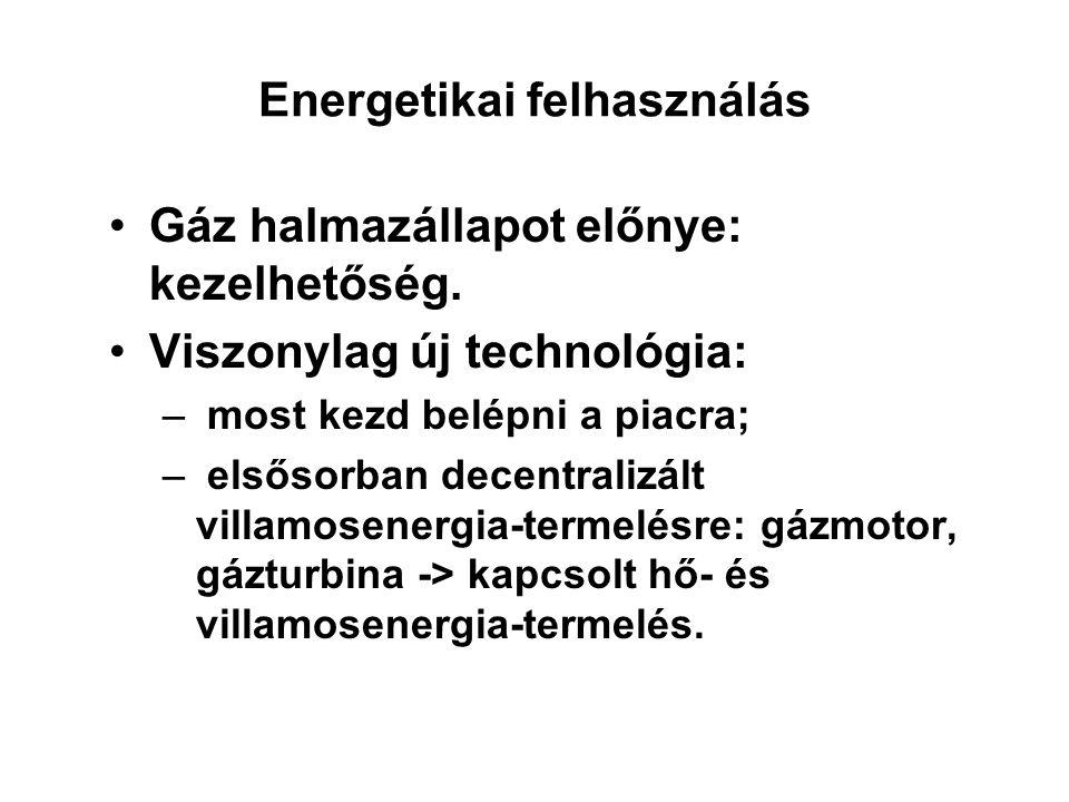 Energetikai felhasználás