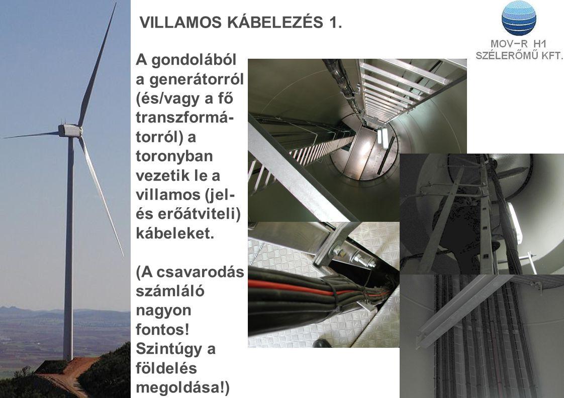 VILLAMOS KÁBELEZÉS 1.
