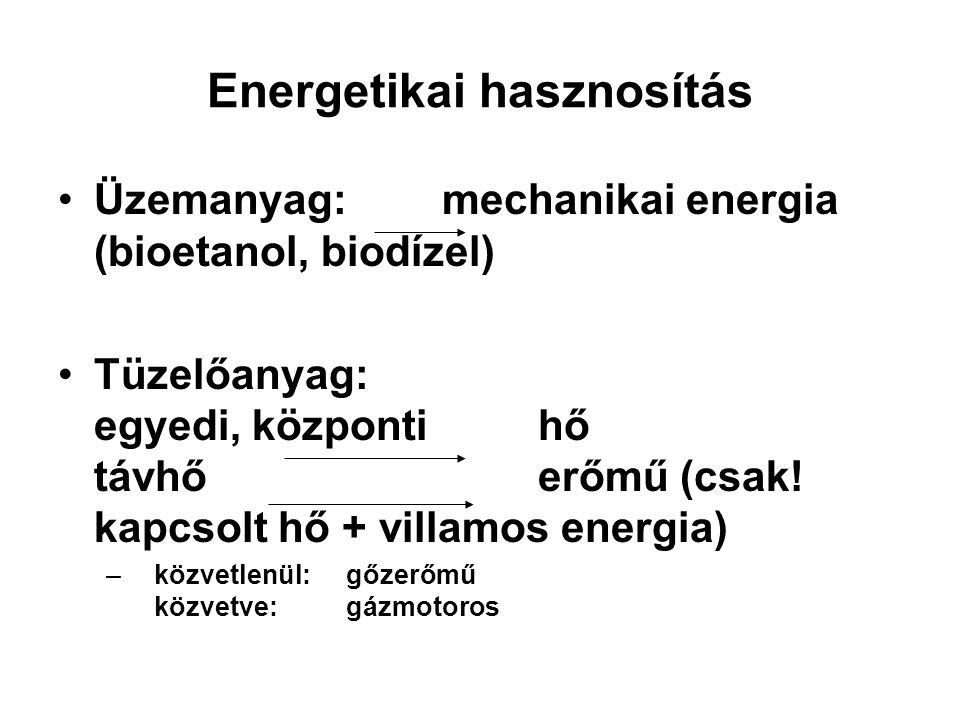 Energetikai hasznosítás