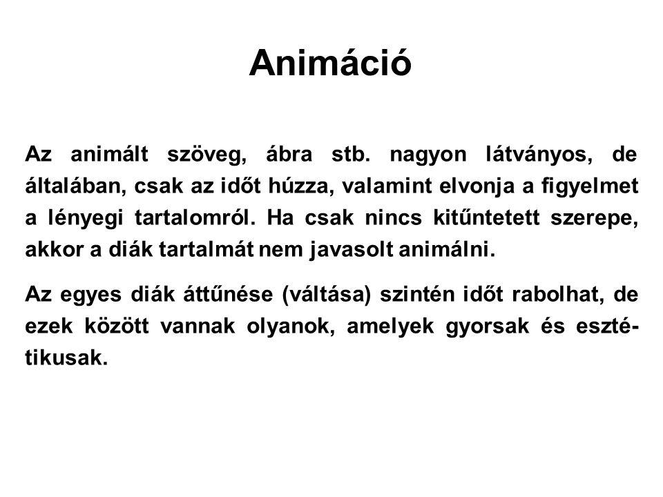 Animáció