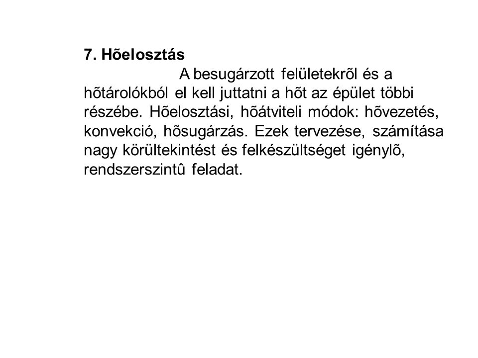 7. Hõelosztás