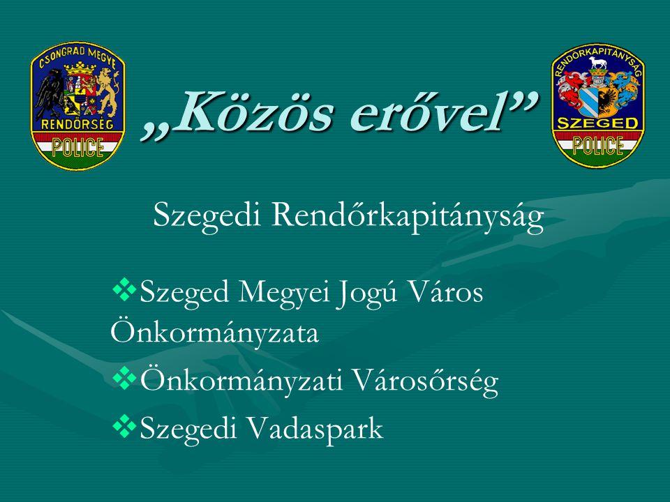 Szegedi Rendőrkapitányság