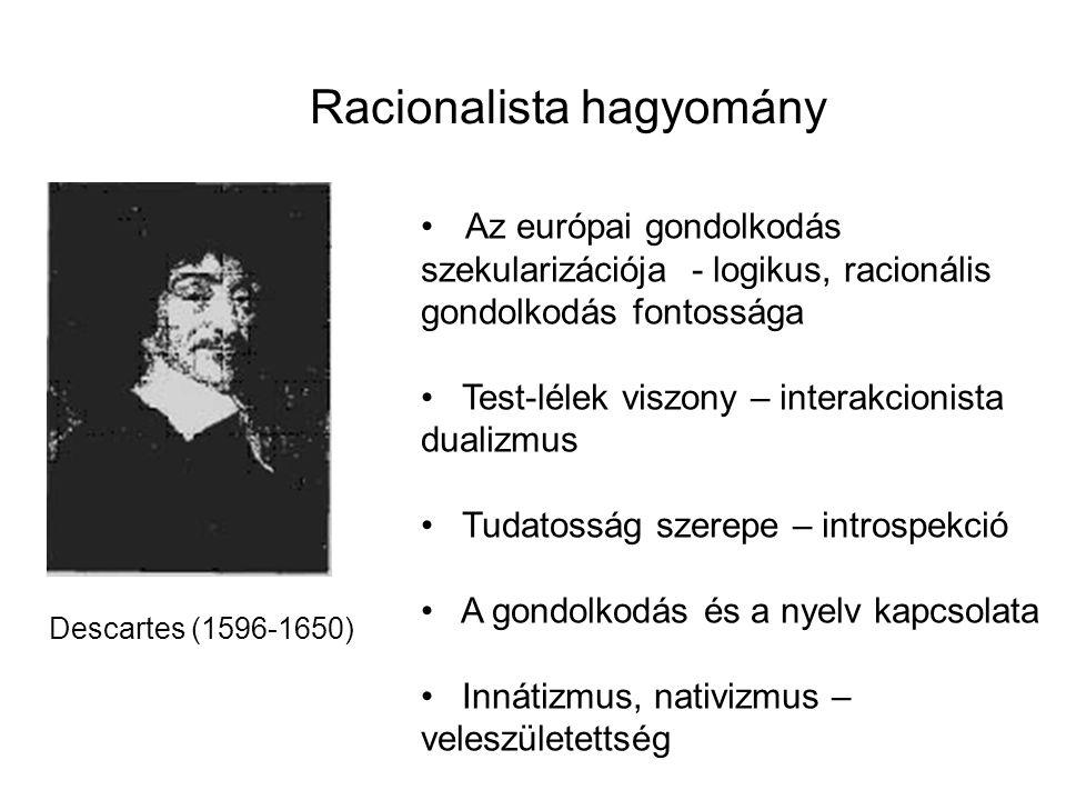 Racionalista hagyomány