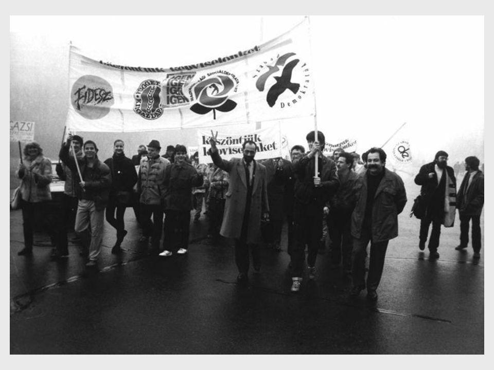 """Problémák MDF – MSZP kiegyezés SZDSZ-Fidesz: """"négyigenes népszavazás"""