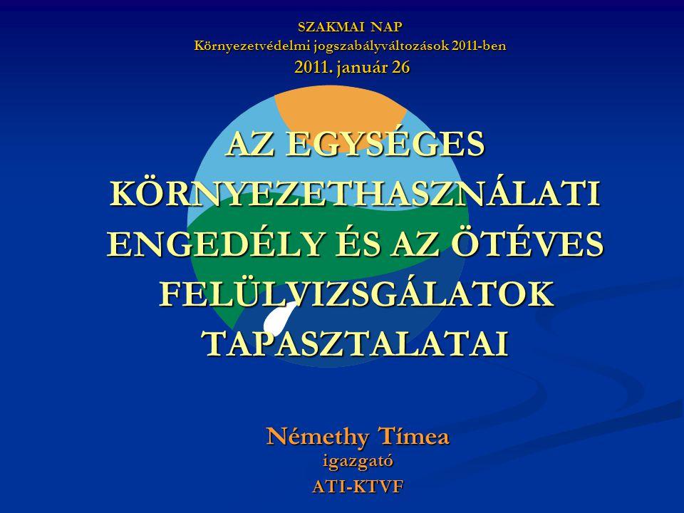 Némethy Tímea igazgató ATI-KTVF