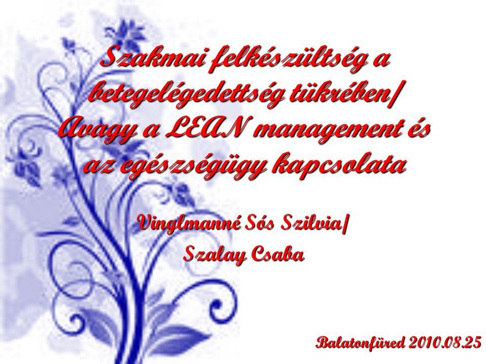 Vinglmanné Sós Szilvia/ Szalay Csaba Balatonfüred 2010.08.25