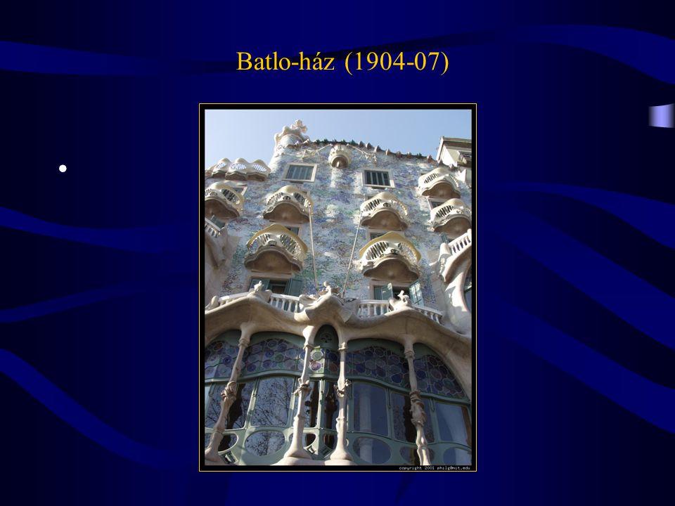 Batlo-ház (1904-07)