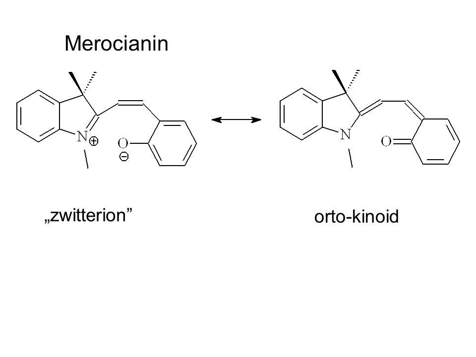 """Merocianin """"zwitterion orto-kinoid"""