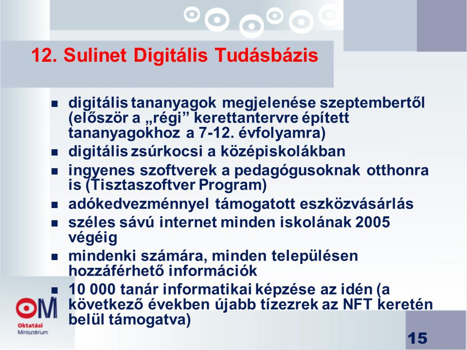 12. Sulinet Digitális Tudásbázis