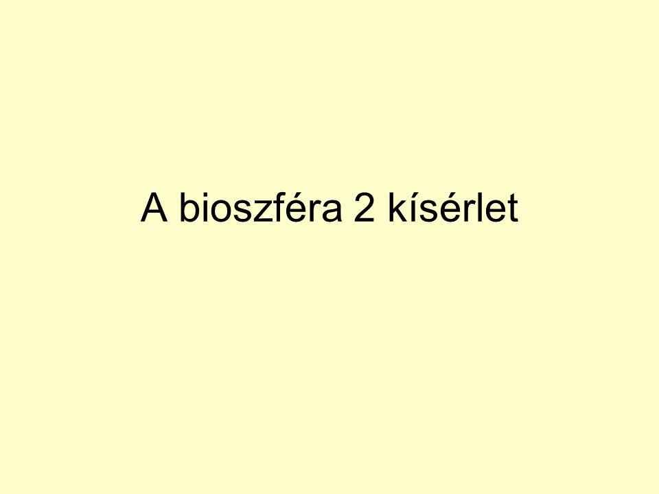 A bioszféra 2 kísérlet