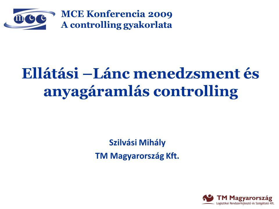 Szilvási Mihály TM Magyarország Kft.
