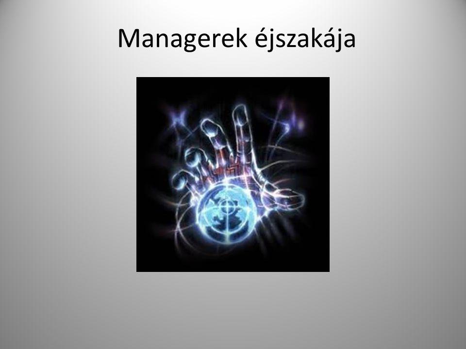 Managerek éjszakája