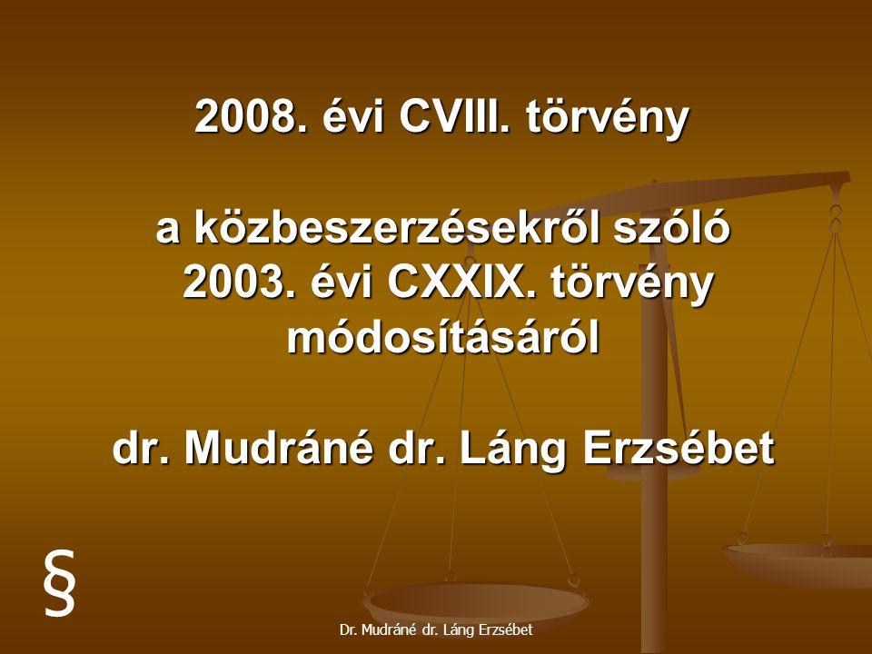 Dr. Mudráné dr. Láng Erzsébet