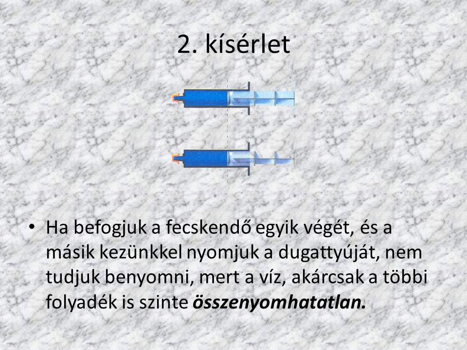 2. kísérlet