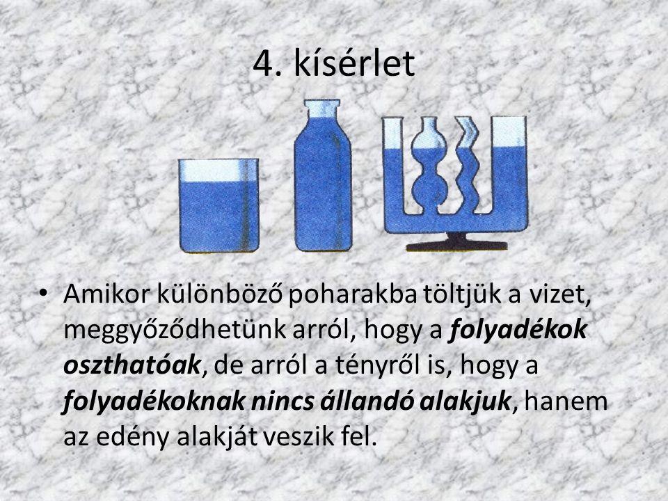 4. kísérlet