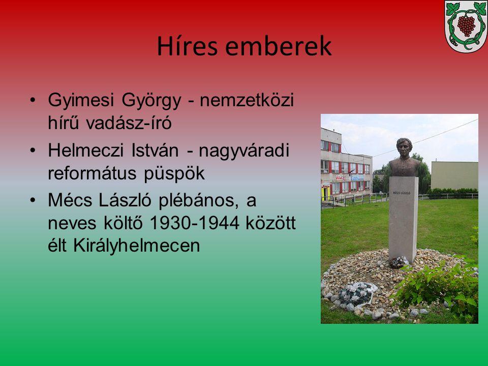 Híres emberek Gyimesi György - nemzetközi hírű vadász-író