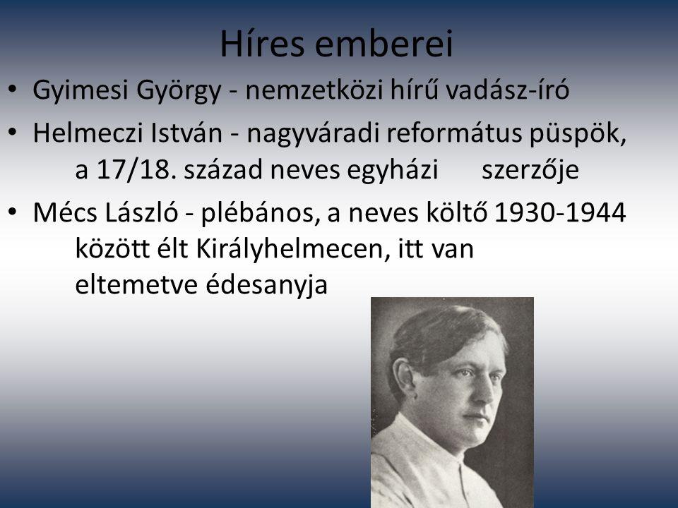 Híres emberei Gyimesi György - nemzetközi hírű vadász-író