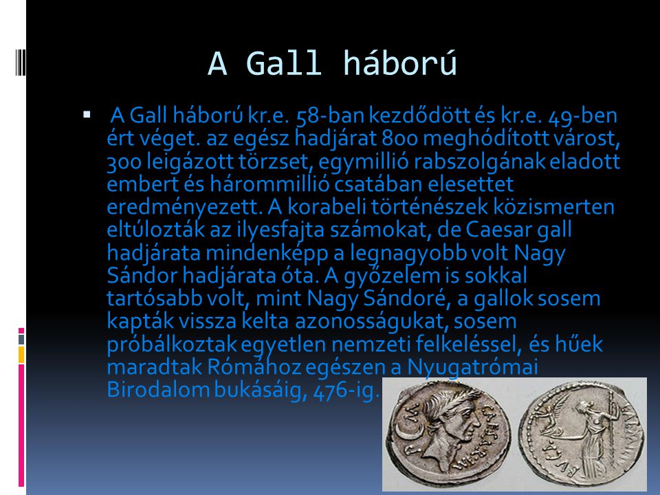 A Gall háború