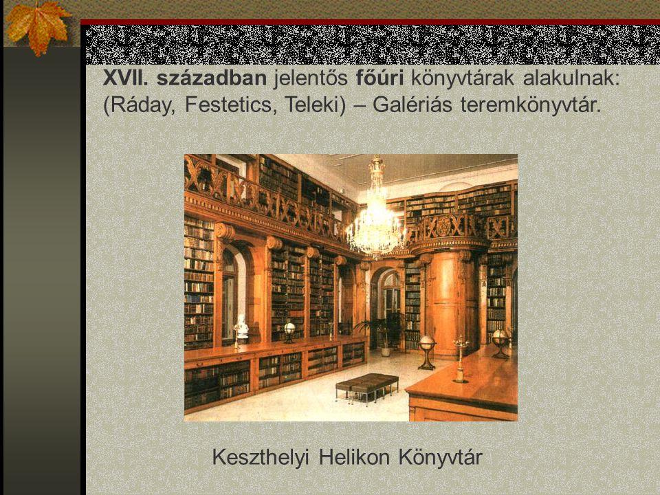Keszthelyi Helikon Könyvtár