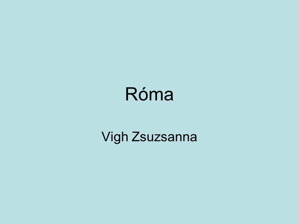 Róma Vigh Zsuzsanna