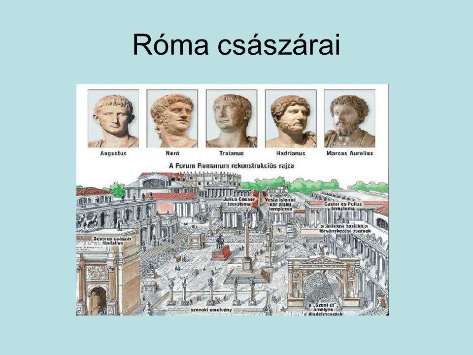 Róma császárai