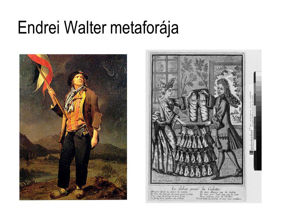 Endrei Walter metaforája
