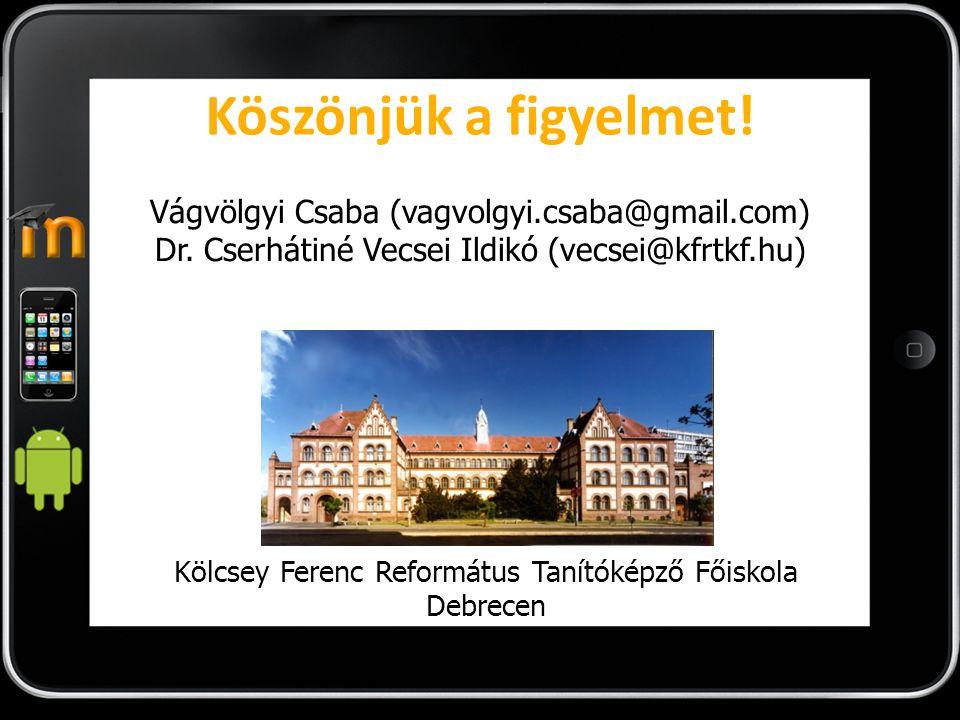 Kölcsey Ferenc Református Tanítóképző Főiskola Debrecen