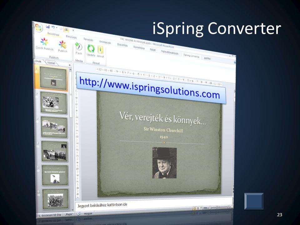 iSpring Converter http://www.ispringsolutions.com