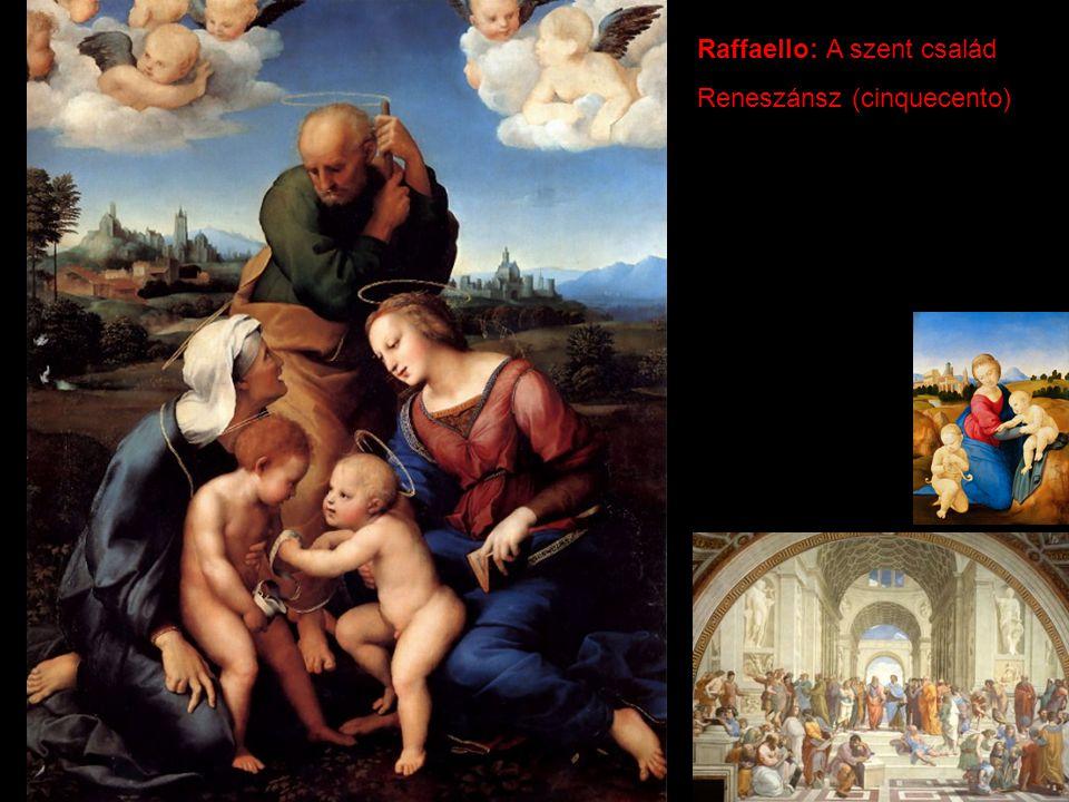 Raffaello: A szent család