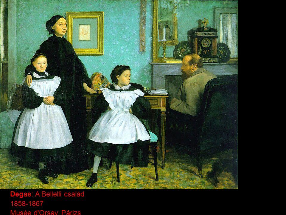 Degas: A Bellelli család