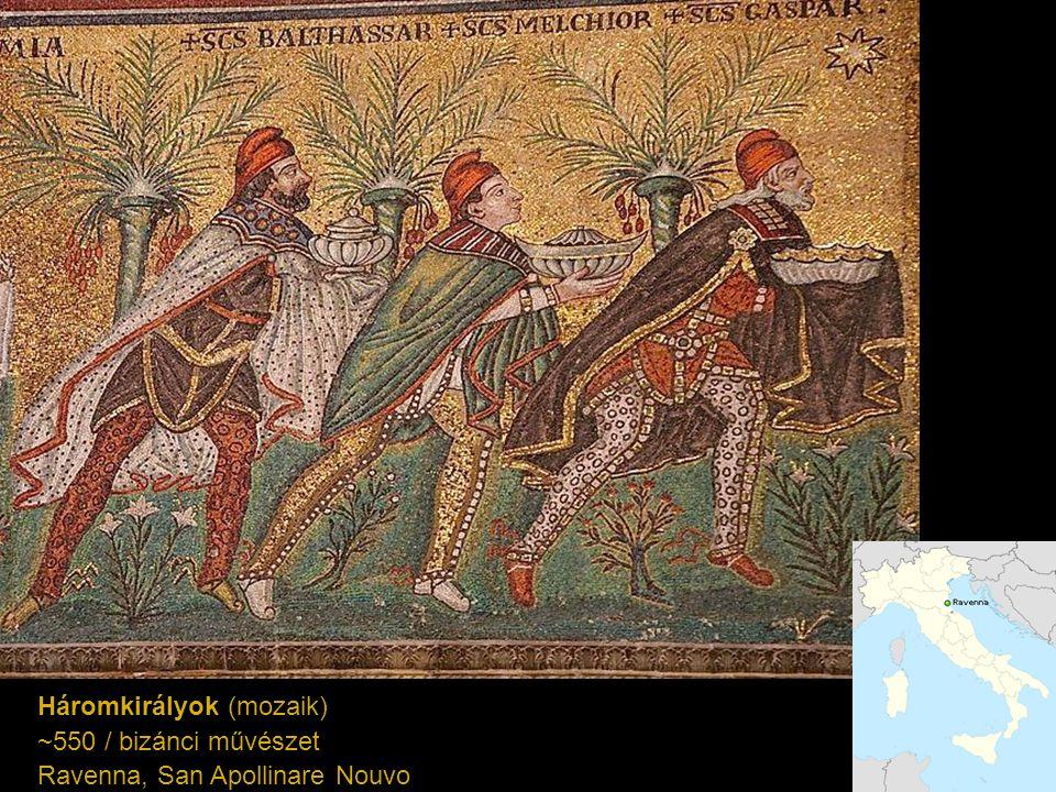 Háromkirályok (mozaik)