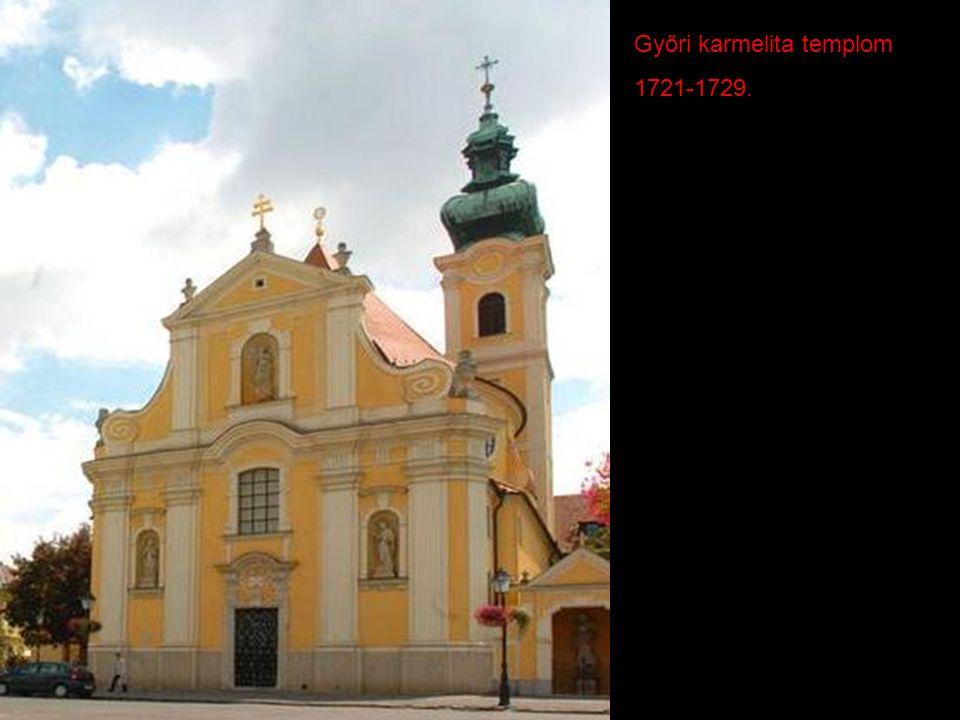 Győri karmelita templom