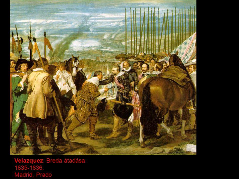 Velazquez: Breda átadása