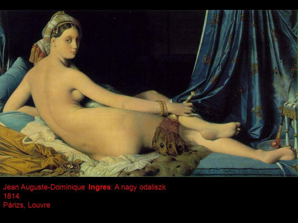 Jean Auguste-Dominique Ingres: A nagy odaliszk