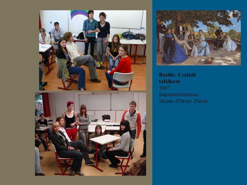 Bazille: Családi találkozó