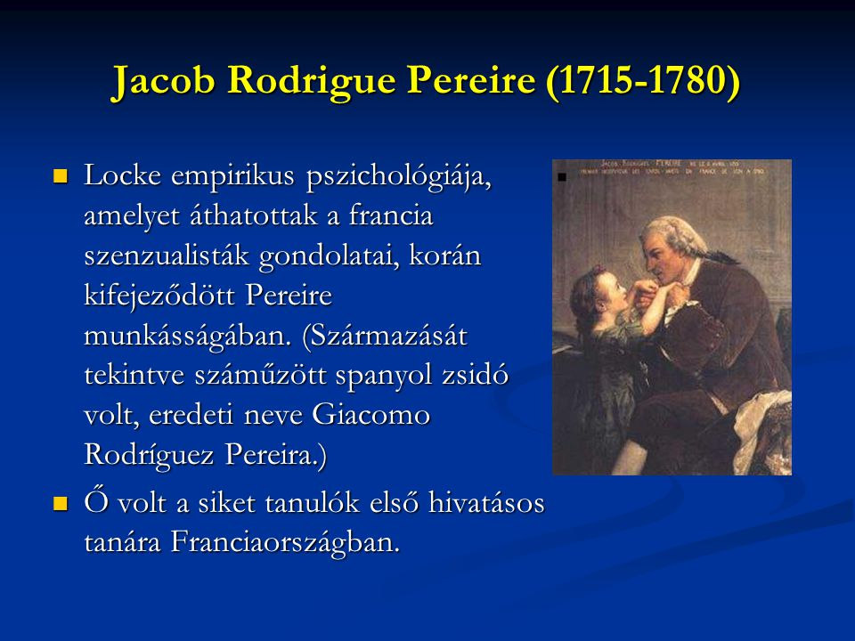 Jacob Rodrigue Pereire ( )