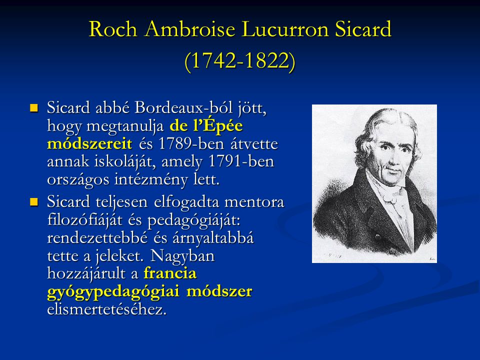 Roch Ambroise Lucurron Sicard (1742-1822)