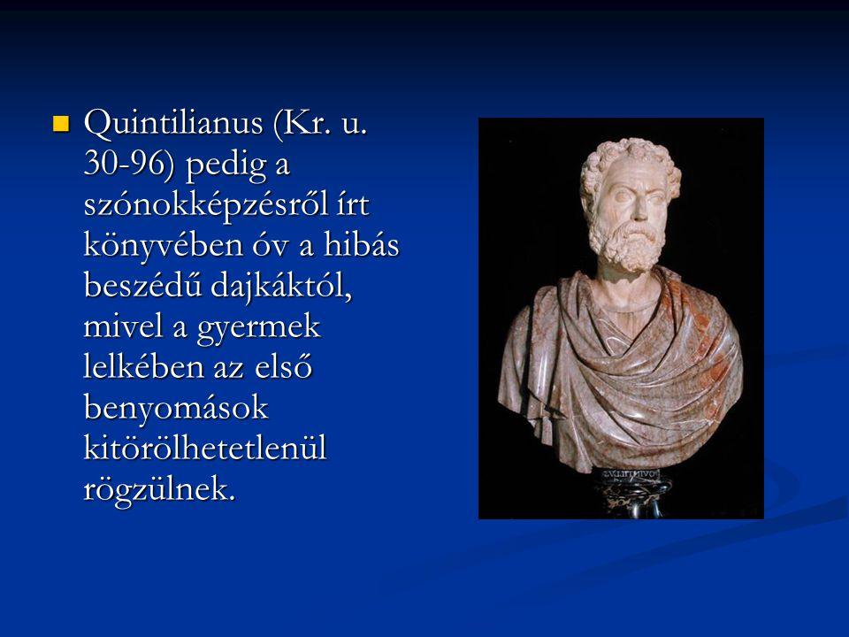 Quintilianus (Kr. u.