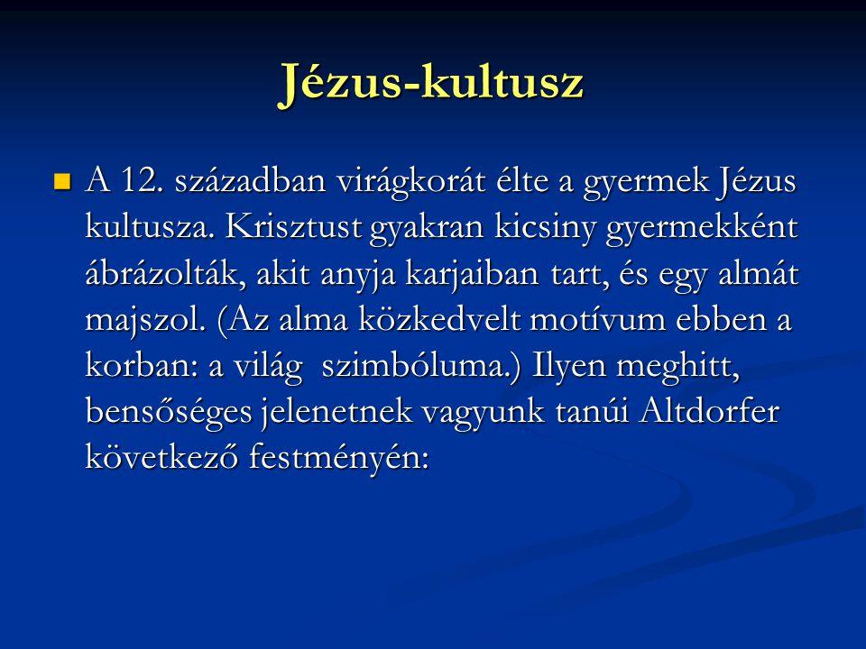 Jézus-kultusz