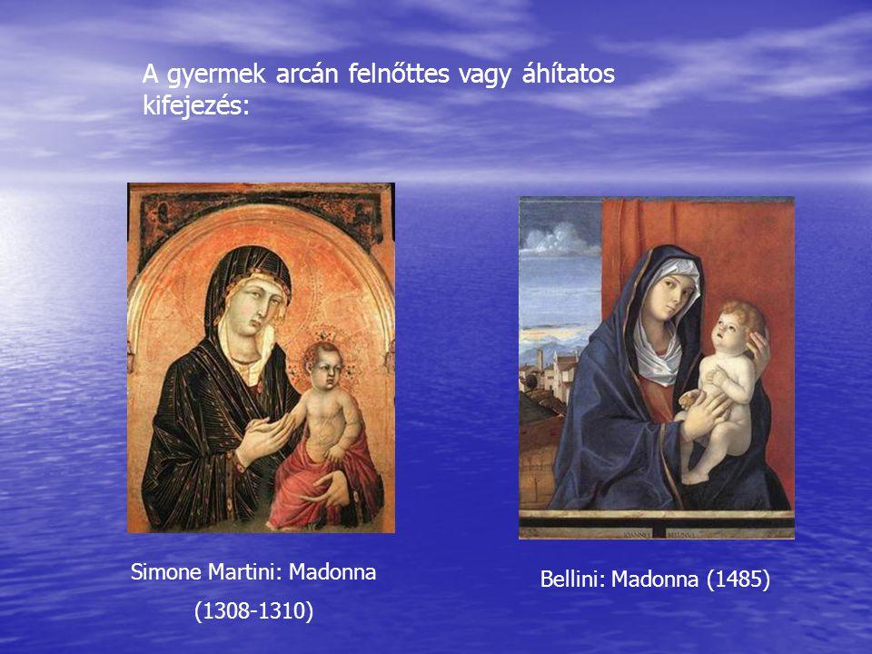 Simone Martini: Madonna