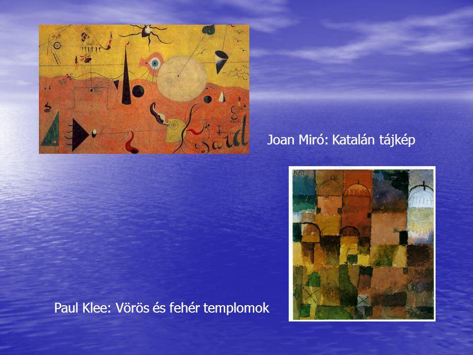 Joan Miró: Katalán tájkép